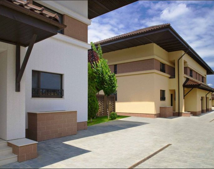An unfurnished 5 bedroom villa in a gated community on Iancu Nicolae | CP284190